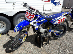 For sale - 2014 Yamaha YZ85 and 2015 Supermini