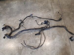 HD - 99 Sportster Custom- Wiring Harness with keyed ignition