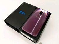 Samsung Galaxy S9 Plus Lilac Purple 128GB Unlocked Boxed