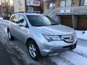 2007 Acura MDX AWD Technology Package NAVIGATION 7 place