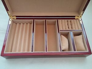 Valet, Accessories Case for Pens, Cufflinks, Rings, Watches Peterborough Peterborough Area image 3