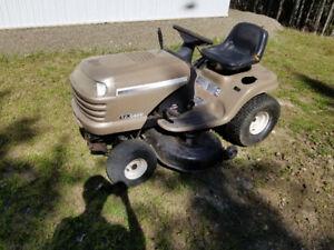 42 inch cut 20hp ride on lawn mower