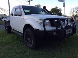 ***2010 Nissan Navara Ute*** Springwood Logan Area Preview