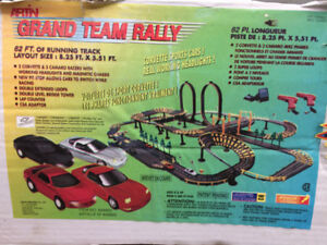 Toy Car Running Track (Complete Set)