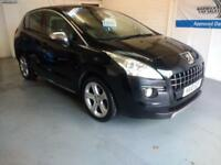 GORGEOUS 2010 Peugeot 3008 1.6 ( 156bhp ) Exclusive, NEW MOT, FSH & ONLY 73k !