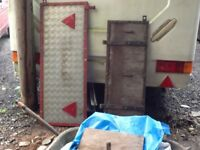 Trailers parts