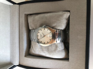 Longines Oposition in original box with extra links