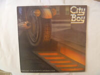 CITY BOY LPs - several to choose from