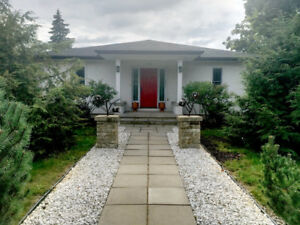 Centrally located custom built 4 bedroom home