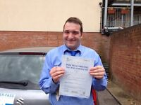 PASS YOUR DRIVING TEST IN 5 WEEKS
