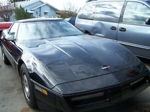 1984 Chevrolet Corvette Coupe (2 door)