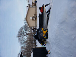 Snowmobile Must Sell