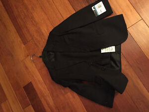 Boys Black Docker Suit - size 5