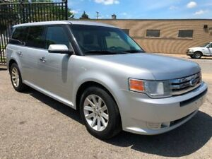 2009 Ford Flex SEL Loaded AWD ((moving sale))