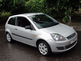 Ford Fiesta 1.25I STYLE CLIMATE (silver) 2008