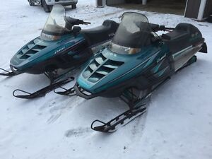 1996 & 1997 Polaris Indy Trail for Sale