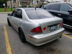 2005 Lexus is300 ACCIDENT FREE! 268,000KMS
