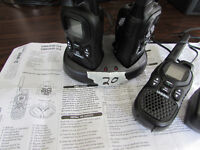 Walkie Talkies with charger