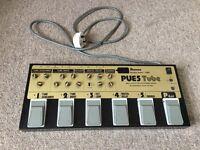 Ibanez PUE5 vintage programmable guitar multi effects unit.