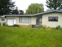 3 BEDROOM RANCHER IN CENTRAL ABBOTSFORD
