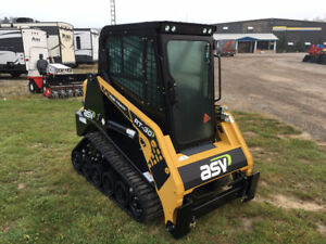 ASV RT-30 Track Loader
