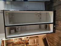 Fridge Disassembly and Salvage