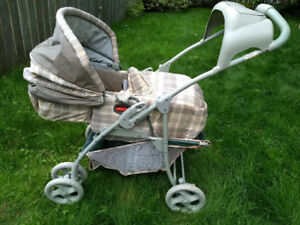 Bassinet Stroller (older model) Graco Coach Rider