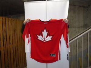 Brand New 2016 Canadian World Cup Hockey Jerseys