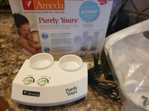 Purely Yours Medela double electric breast pump
