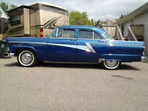 WANTED 1956 FORD or METEOR CAR GOOD COND. CASH WAITING.