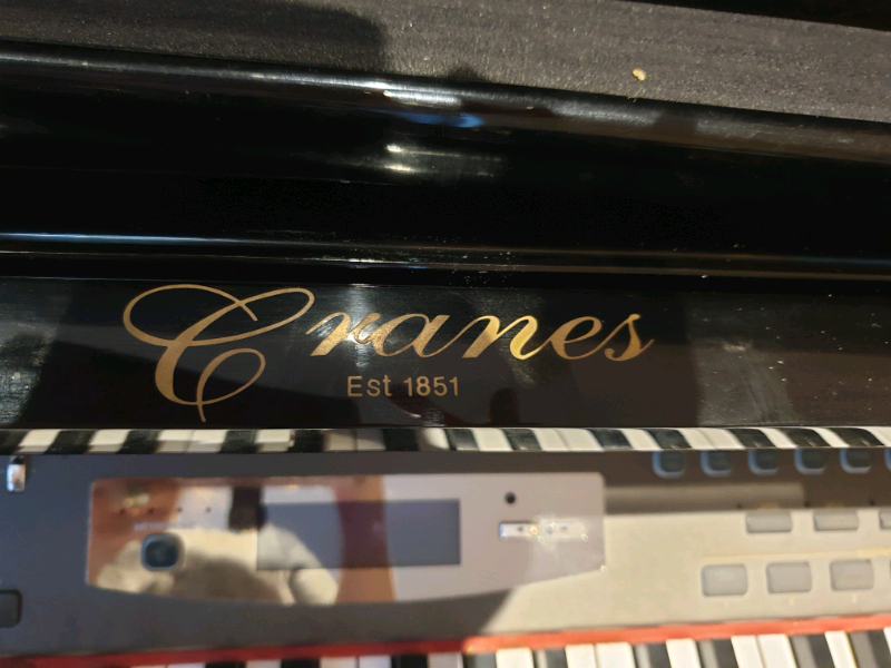 Cranes Electric digital Baby Grand Piano | in Southampton, Hampshire |  Gumtree