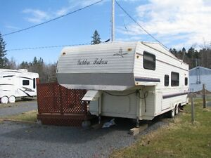 Free removal of unwanted trailers for salvage