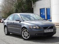 Volvo S40 1.8 2005 SE +HEATED LEATHER + 11 SERVICE STAMPS