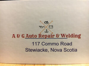 A&G Auto Repair and Welding