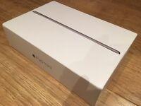 Apple iPad Mini 4 16GB Wifi and Cellular/4G, space grey, new