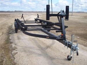 pontoon trailers