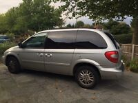 Chrysler voyager 7 seats, leather