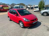 2003 Honda Jazz 1.4i- Automatic With NEW MOT PX Welcome