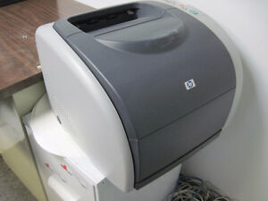 HP Color Laserjet 2550L