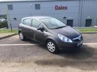 2011 Vauxhall Corsa 1.2i 16V [85] Exclusiv 5dr [AC] 5 door Hatchback