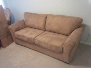 Very good condition hideabed sofa