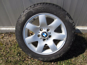 "BMW 3 Series (E46) - 16"" Alloy wheel OEM (only one)"