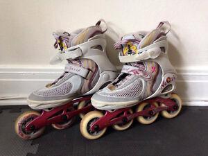 Patins à roues alignées pour femme / Women Roller blades