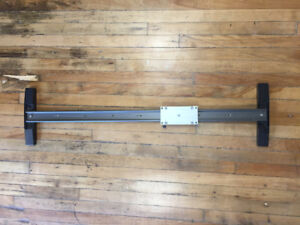Glidetrack - Video Camera Slider Track - 39 inch