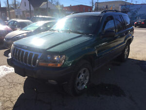 "2000 Jeep Grand Cherokee ""BRAND NEW SAFETY"""