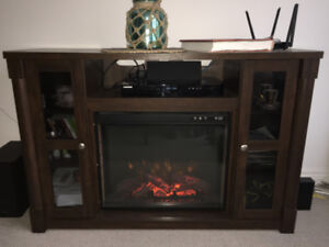 Electric fireplace 48x16 inches and height 32 inches