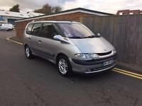 Renault Espace 2.2 DCI INITIALE 2001 LHD LEFT HAND DRIVE FRENCH REG