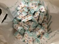 80 size 3 baby nappies £5 bargain.