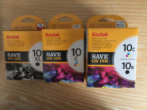 CANON ink cartridge 10b 10c 10 xl and combo