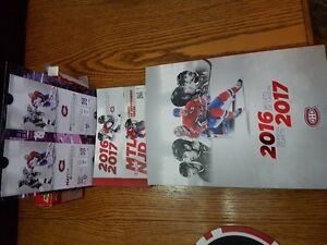 Montreal Canadiens Tickets / Billets Des Canadiens a vendre